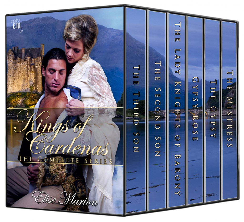 KoC-CompleteSeries-box-set