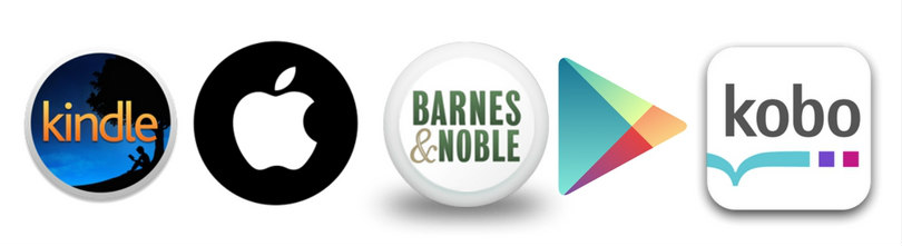 Ebook buttons